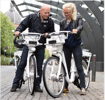 Day 365 : comment fluidifier le parcours client de la location de vélos en libre-service. Copenhague.
