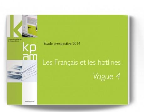 Les Français et les hotlines