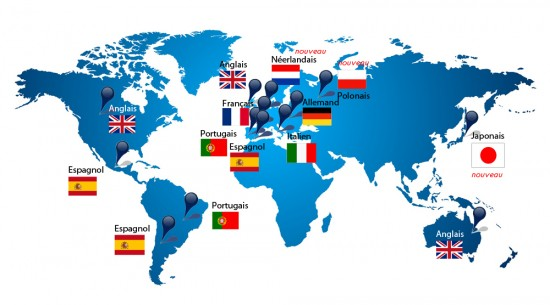 9 langues