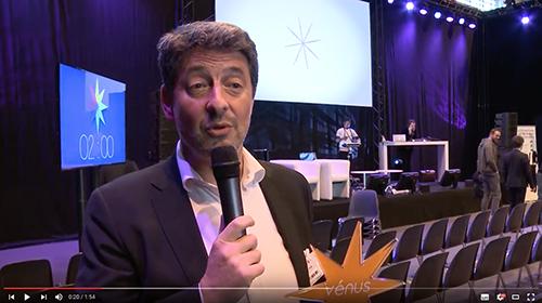 """ITW de Laurent Garnier de KPAM – lauréat Trophées Venus ds la catégorie """"Connaissance Clients et Data Marketing"""""""