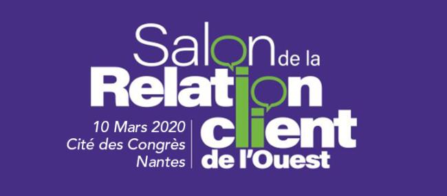 KPAM au Salon de la Relation Client de l'Ouest le 10 mars